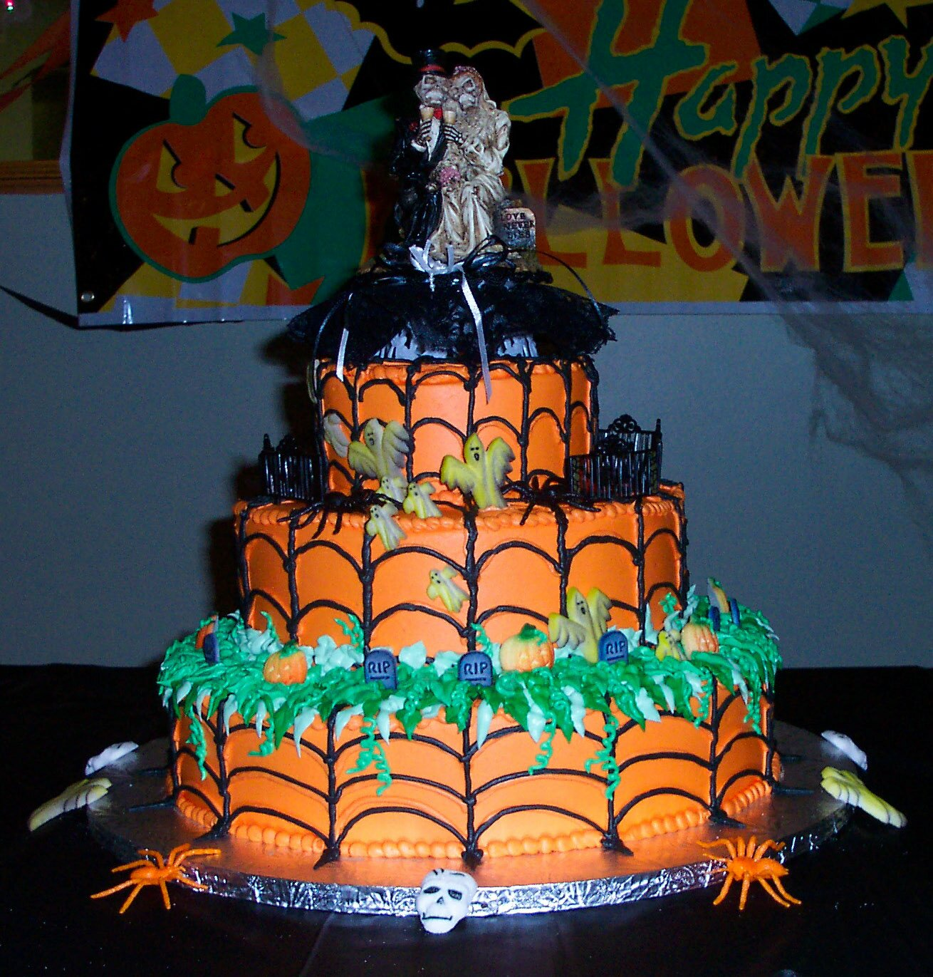 Halloween Cakes Images